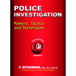 Police Investigation Book